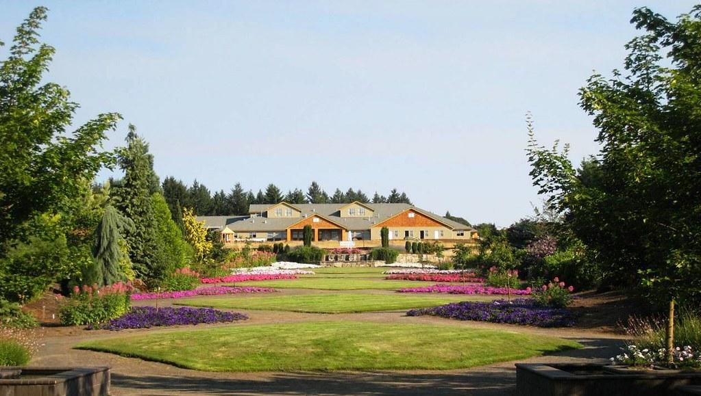 ... Oregon Garden Resort | By Travel Salem Amazing Design