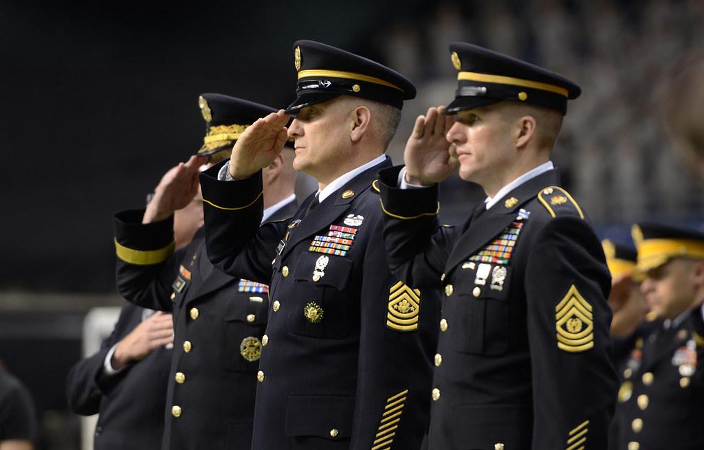 SMA at 2013 U.S. Army All-American Bowl