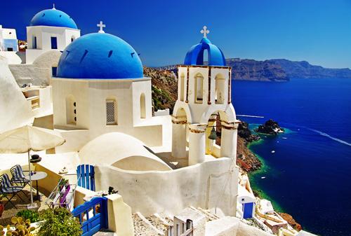 grece paysage