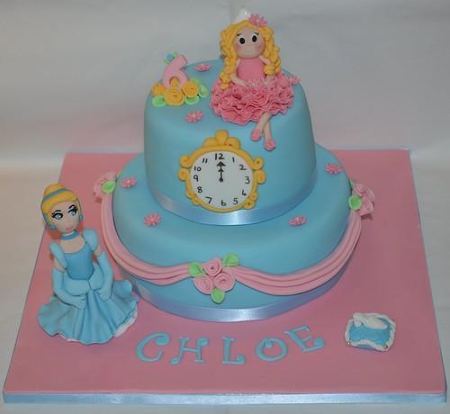 disney princess 3d cakes