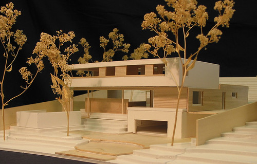 Terrace House Model | by Sage Architecture