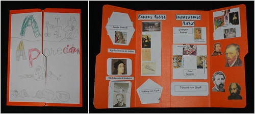 Art Appreciation Lapbook