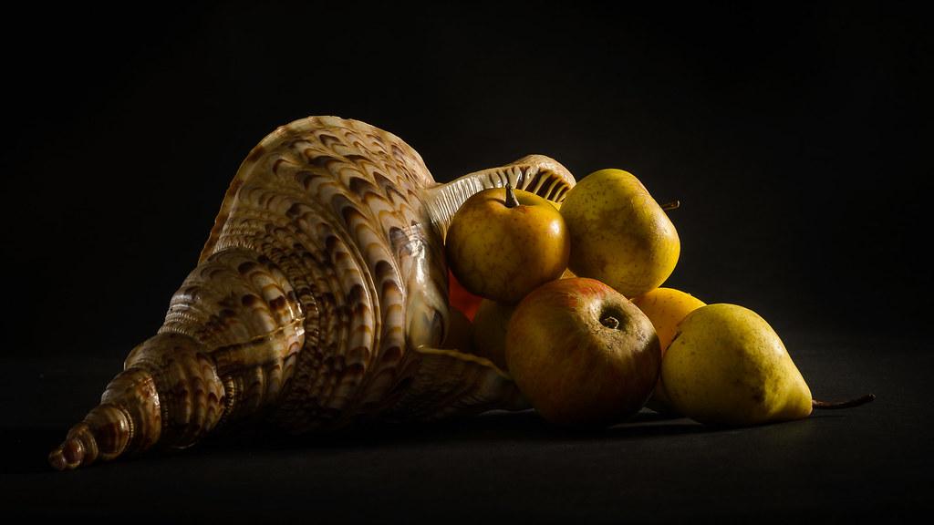 Corne Dabondance Source Inpuisable De Bienfaits Horn O Flickr