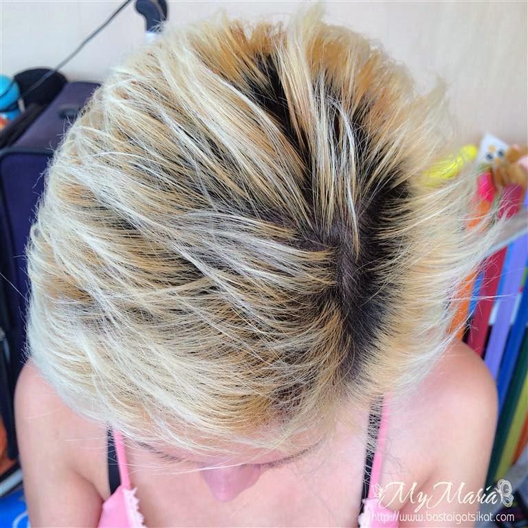 New Hair Color For 2014 Light Matte Blonde Basta Igat Sikat By