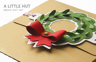 wreath gift set | by Patricia Zapata