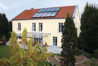 Les capteurs solaires Viessmann