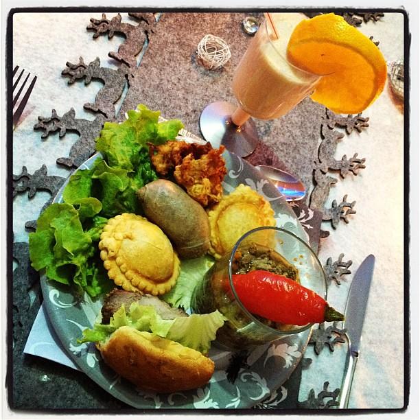 Repas de no l noel food instafood foodporn christ flickr - Repas de noel vegetarien marmiton ...