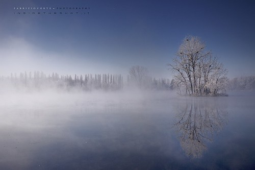 The enchanted lake | by Texasflood_it