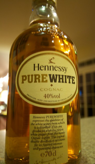 Hennessy Pure White Cognac | Flickr - Photo Sharing!