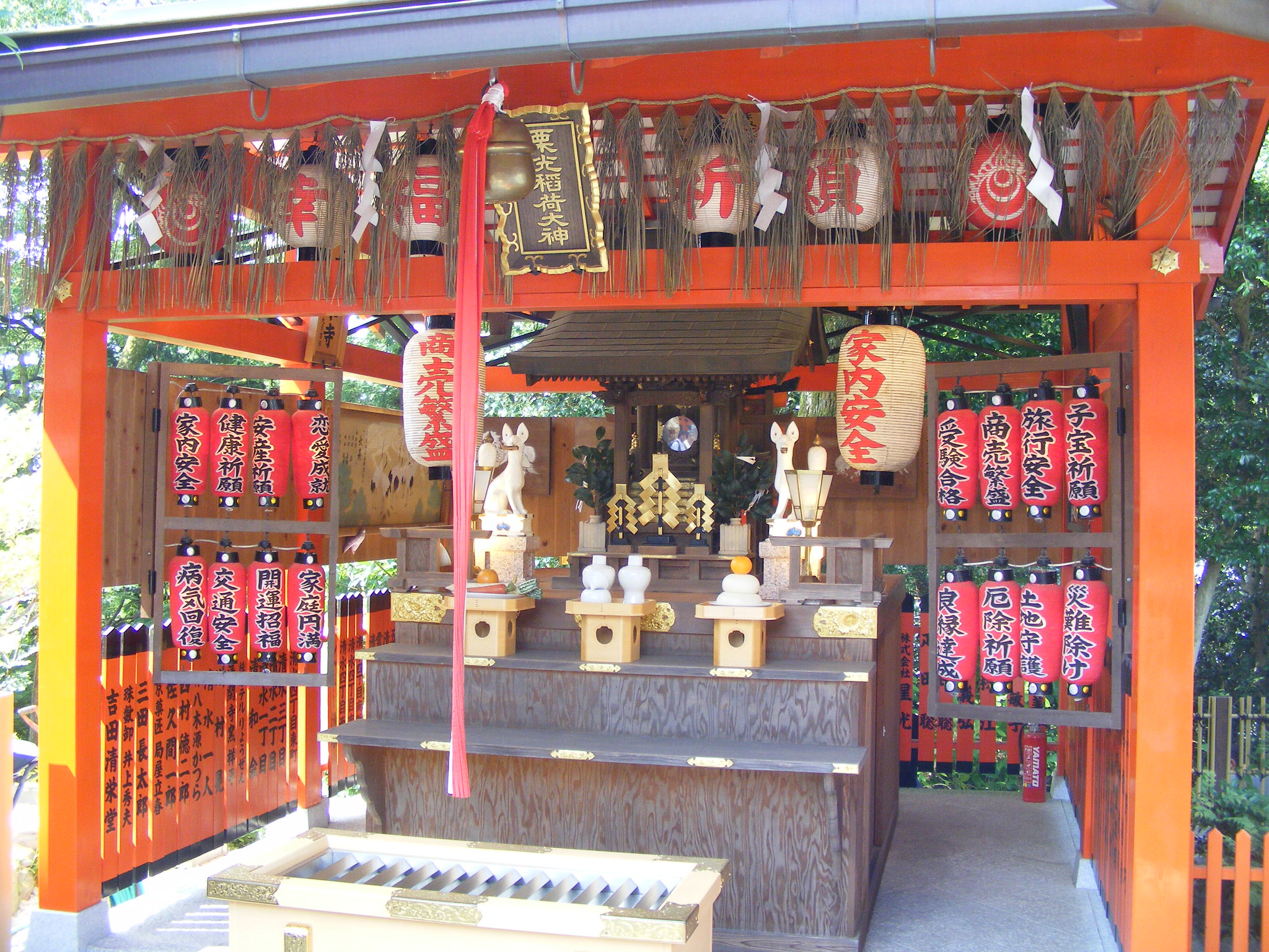 Jishu Shrine
