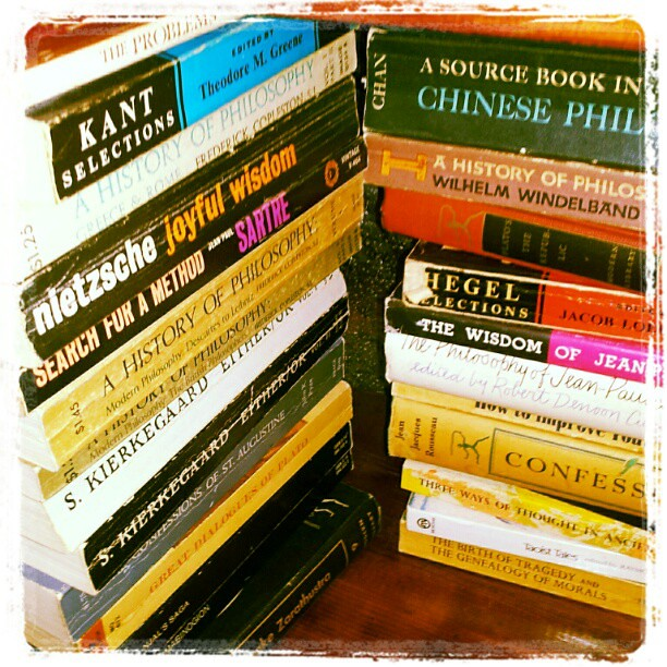 Some Light Reading Philosophy Books