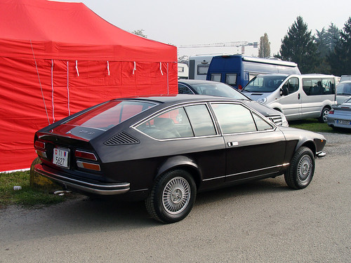 Alfa Romeo Alfetta Gt Maurizio Boi Flickr