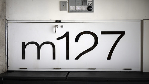 Sideways m127 #walkingtoworktoday | by Michael Surtees