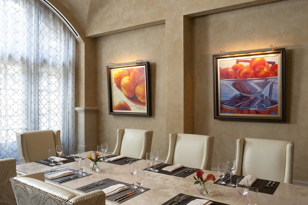 The st regis atlanta paces 88 private dining room flickr - Private dining room atlanta ...