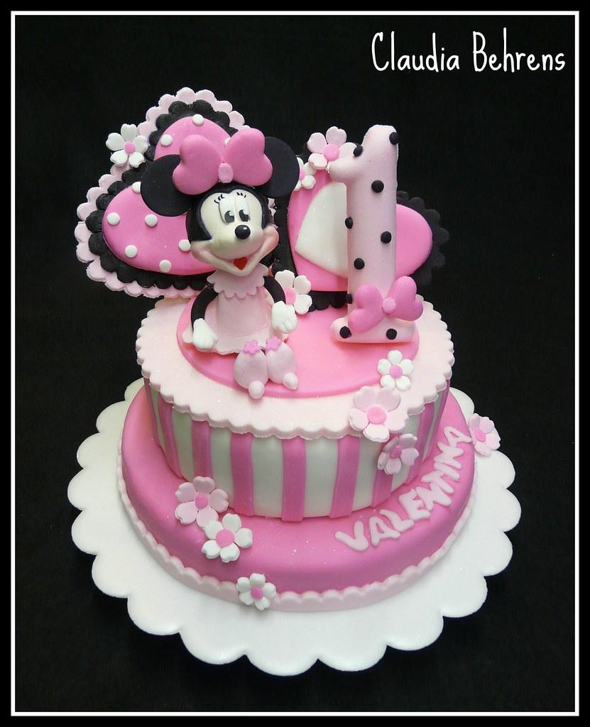 minnie mouse cake valentina - claudia behrens | claudia behr ...