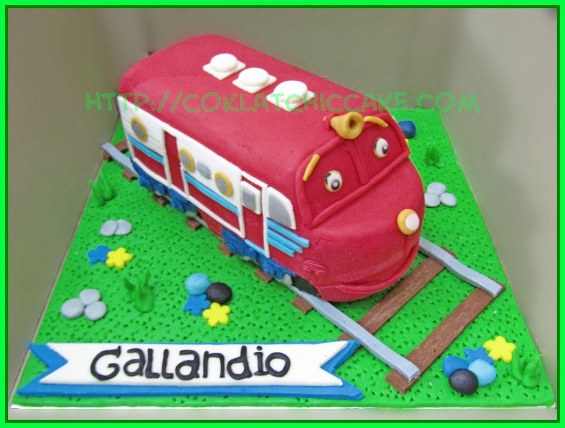 Cake Chuggington