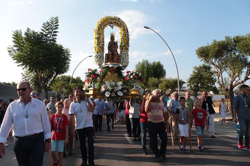 Fiestas Mare de Déu de Gràcia de Villarreal 2016