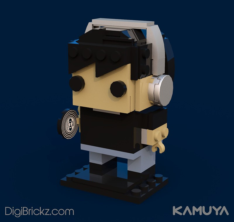 LEGO BrickHeadz - DJ