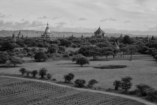 Exploring Bagan