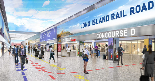 LIRR Corridor Renderings | by governorandrewcuomo