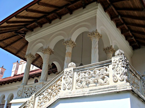 Romanian architectural style constantin br ncoveanu roman flickr - Romanian architectural styles ...