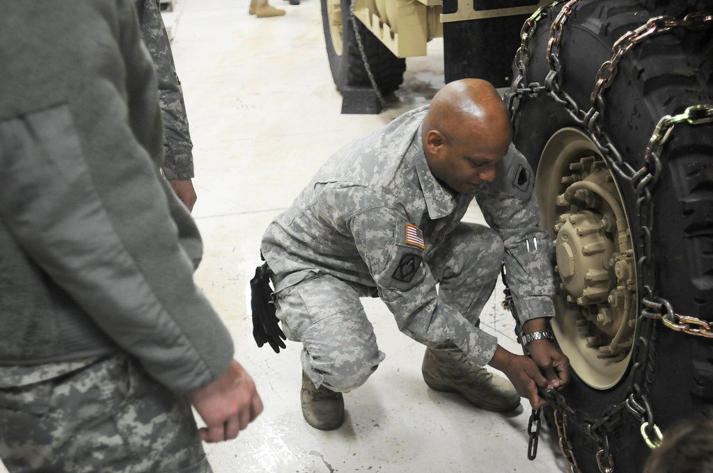 Putting National Guard Experience On Resume