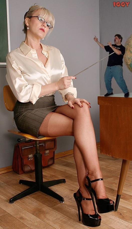 Зрелые порно учительницы