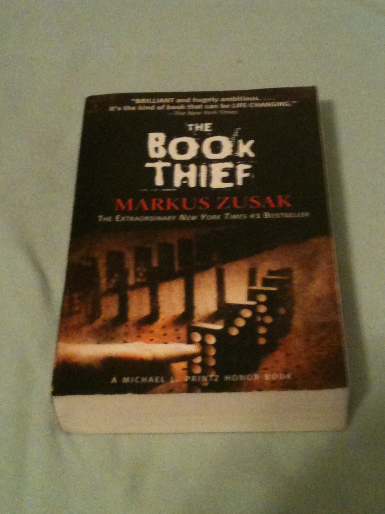 Image result for picture of the book thief