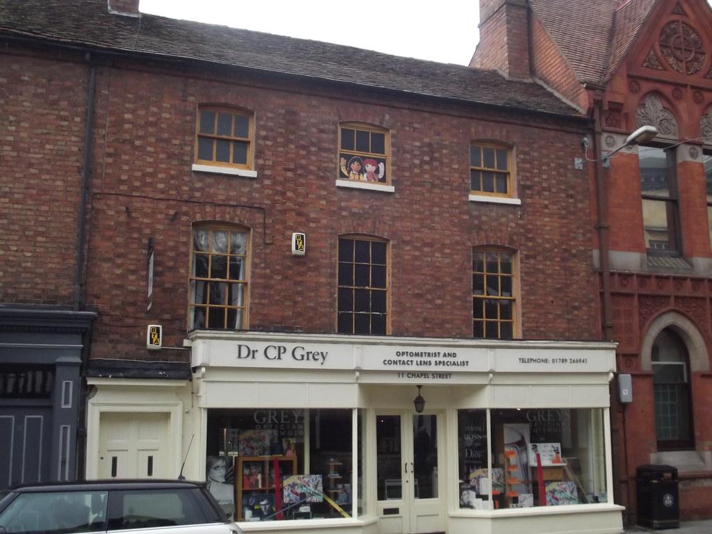 Dr Cp Grey 11 Chapel Street Stratford Upon Avon Rosie