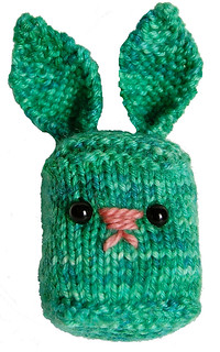 Green Bunny Cube | by heatheratjoeyshouse