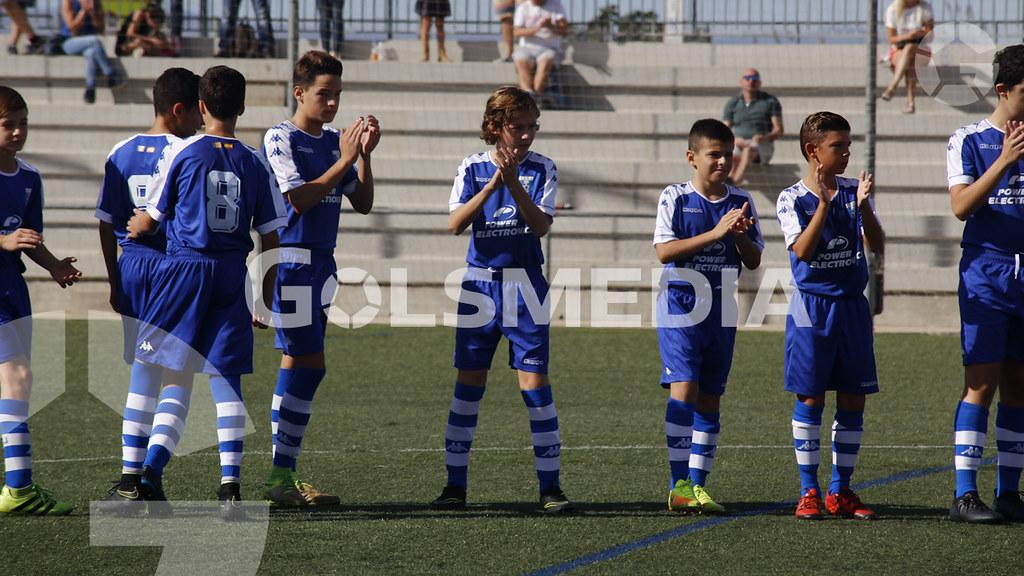 Liga Autonomica Infantil C.F. Escuelas San Jose ; 2 - 1 C.D. Roda