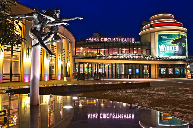 AFAS Circustheater – Bezienswaardigheden Scheveningen Top 10