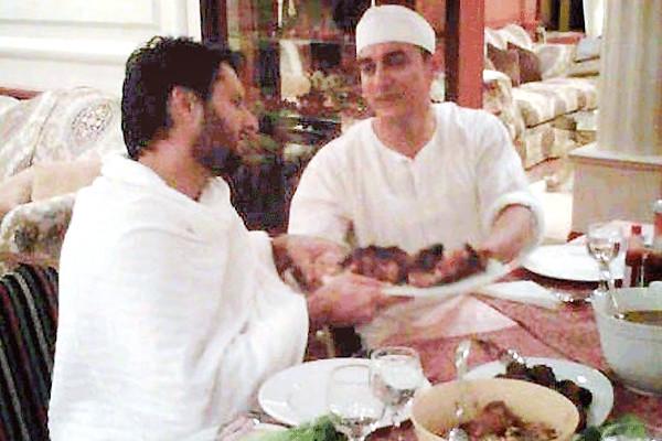 Indian Film Actor Aamir Khan