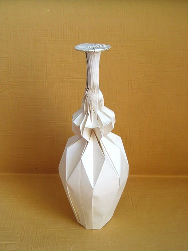 Vase - Eric Joisel | by gio origami