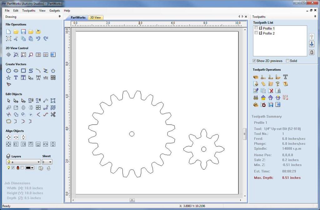 Keygen Gear Template Generator Software