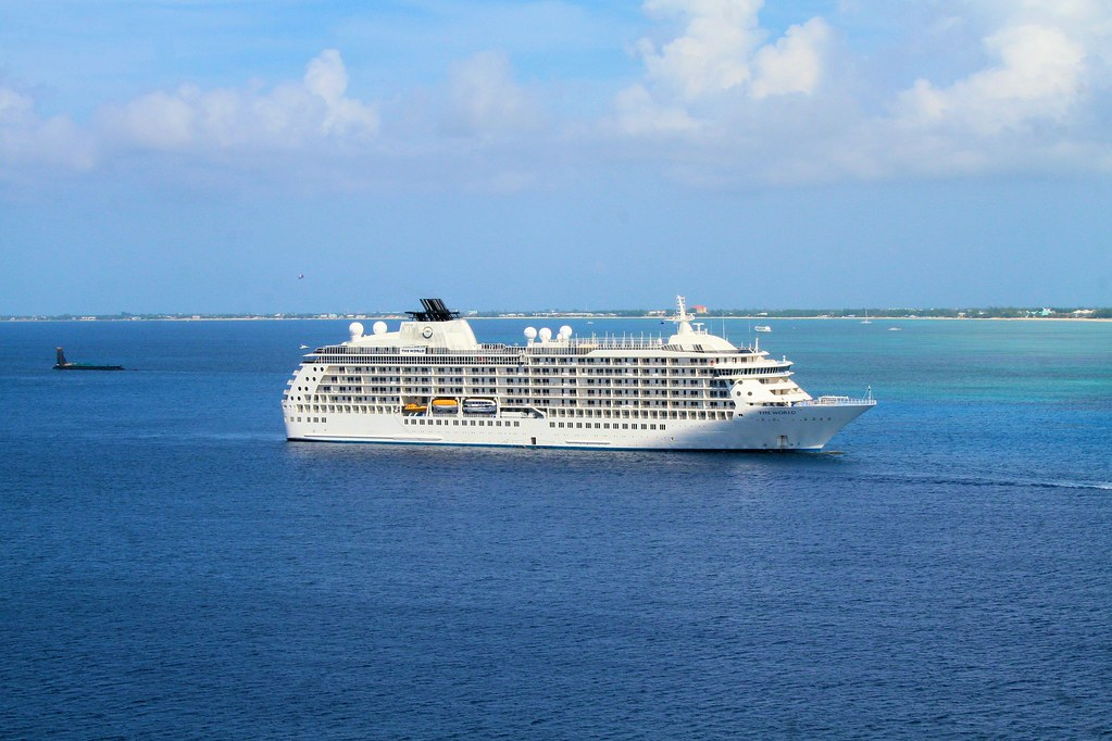 World cruise ship apartment cost for The world cruise ship cost
