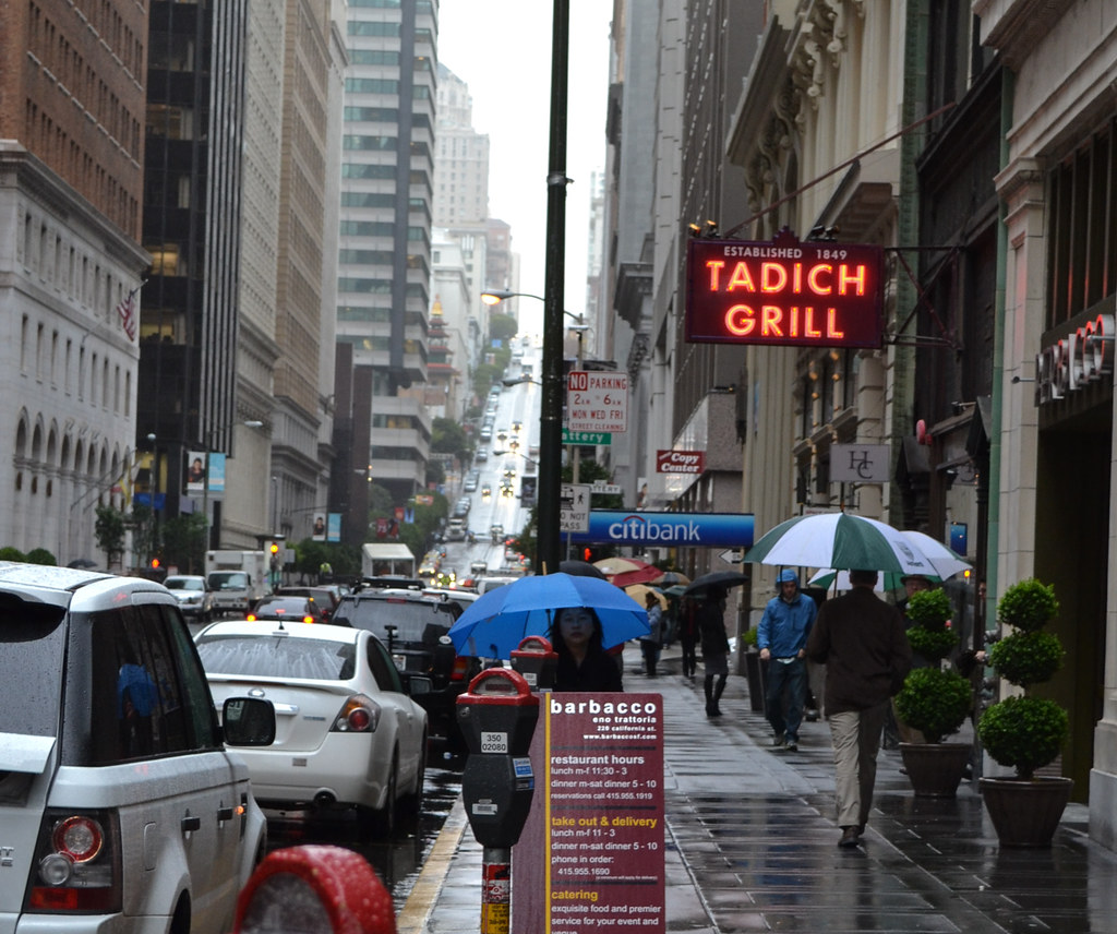 Grill Restaurant San Francisco