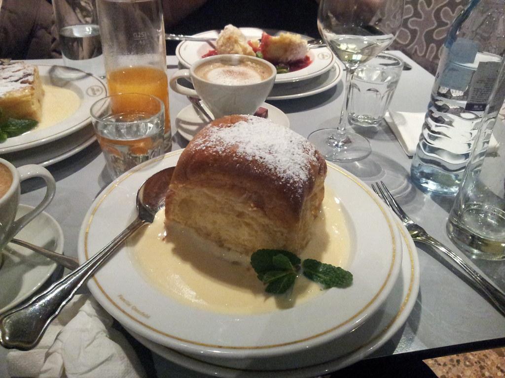 Cafe Landtmann Vienna Review