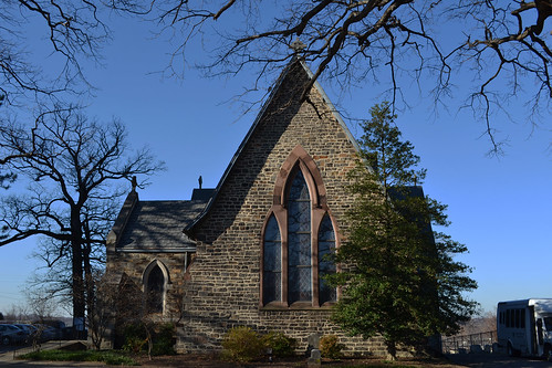 Saint Mary's Episcopal Church | by Monument City