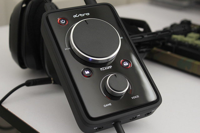 how to use astro a40 without mixamp
