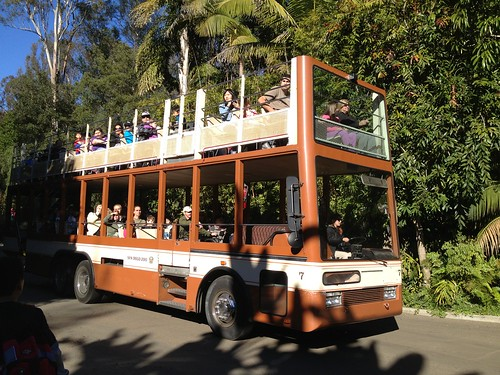 Double Decker Tour Bus San Diego Zoo  Ray Bouknight  Flickr
