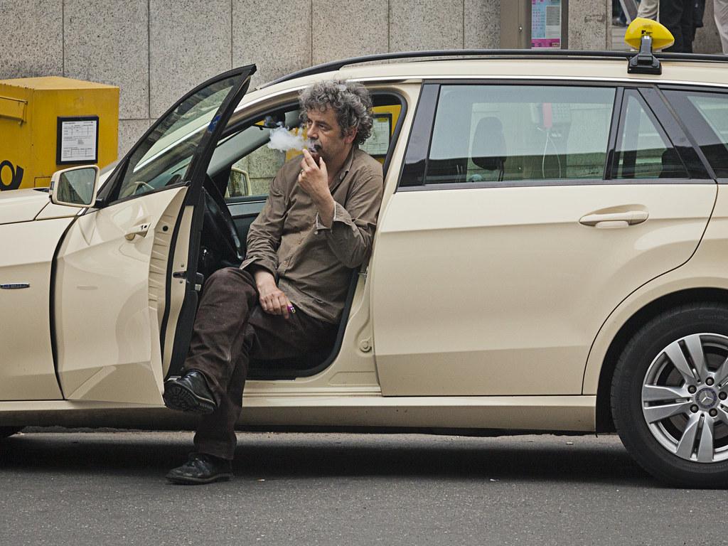 taxi driver cologne germany 093 kmg1635 flickr. Black Bedroom Furniture Sets. Home Design Ideas