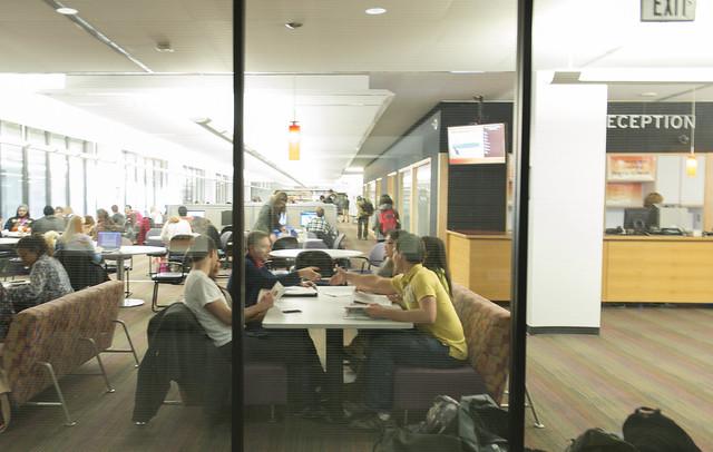 Brock Study Rooms