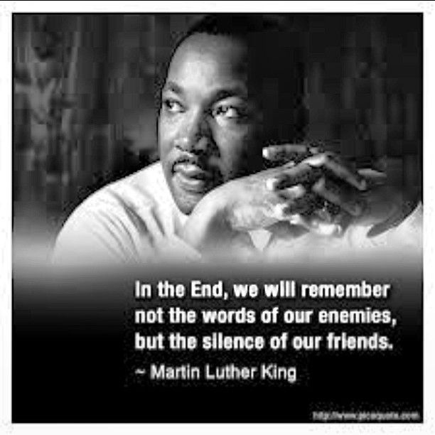 Happy Birthday MLK #mlk #monday #birthday #quote #enemies