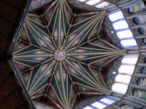 In Ely Cathedral - 8