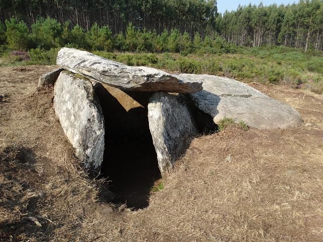 Dolmen Arca da Piosa