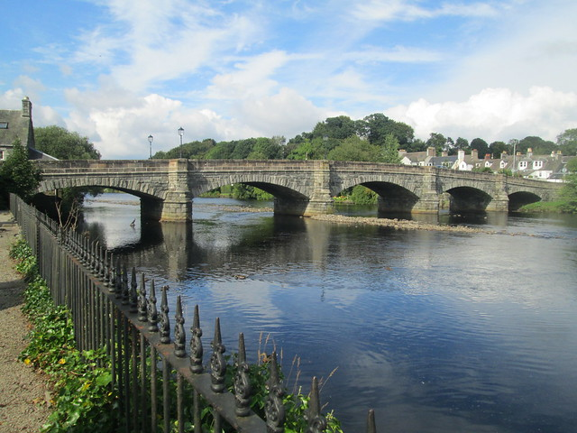 Newton Stewart bridge