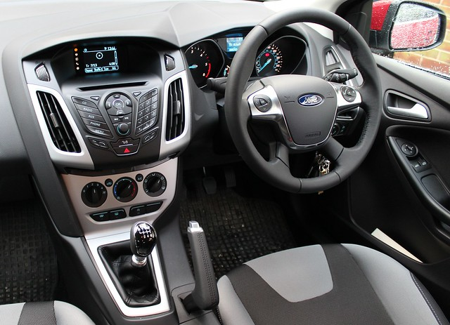 2013 ford focus zetec 1 6 tdci flickr photo sharing. Black Bedroom Furniture Sets. Home Design Ideas