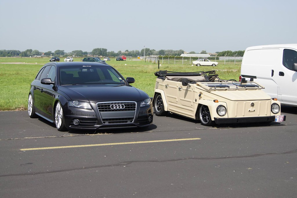 B7 Audi A4 Avant Amp Vw Safari M I V W 2012