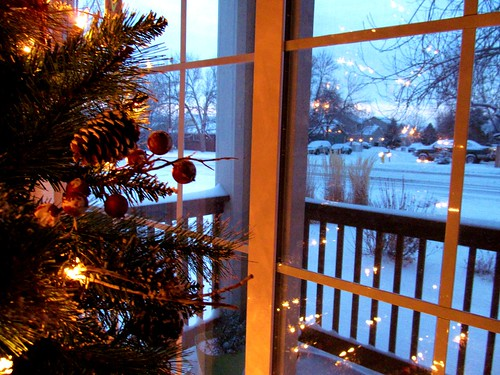 6AM Christmas Day our my window! | by teama2012